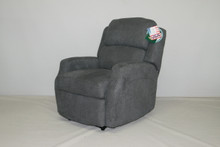 3475-02 Duchess Wall Proximity Recliner - Steel