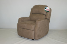 3475-02 Duchess Wall Proximity Recliner - Woodsmoke