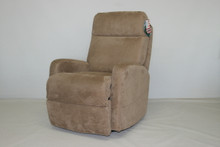 4520-99 Duke Swivel Rocker Recliner - Kangaroo