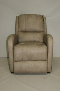 305 Pushback Recliner - Grambling Doeskin