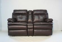 Thomas Payne 3237 Reclining Love Seat Sofa - Vineyard Tuscan