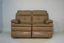 Thomas Payne 3237 Reclining Love Seat Sofa - Vineyard Biscuit