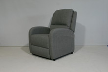 305 Pushback Recliner - Bowery Cobblestone