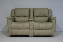 886 Reclining Love Seat Sofa - Cowdry Linen