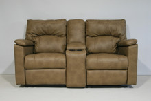 462-72  Reclining Love Seat Sofa - Coddington Cafe