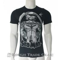 Sea-Man T-shirt - JSILVERLAKE