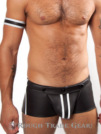 Meat-packing RefleXXX Neoprene Shorts - Rough Trade Gear