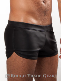 Bootie Rubber Shorts - Rough Trade Gear