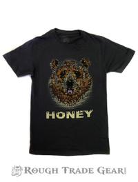 Honey Bear T-shirt - Rough Trade Gear