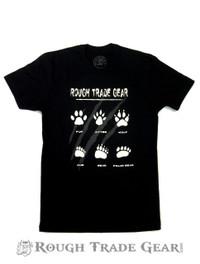 Claw Paws T-shirt - Rough Trade Gear