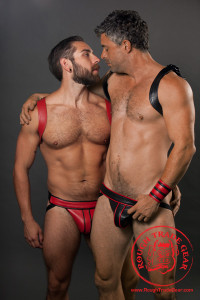 Animus - Leather Jockstrap
