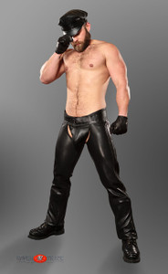 Power Leather Chaps - Rough Trade Gear