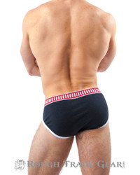 Knockout Brief Black/Red - Nasty Pig