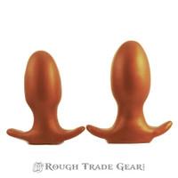 Egg Plug (Black or Bronze) 3 SIZES! - SquarePeg Toys