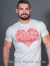 Puppy Love T-shirt - BurlyShirts