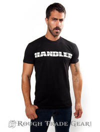 Handler T-Shirt - Rough Trade Gear