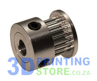 Pulley, GT2, 20 Teeth for 6mm Belt