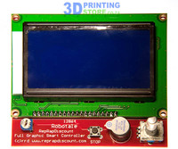 Smart LCD Graphical Display