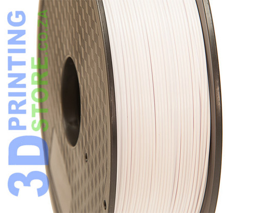 White Flexible Filament