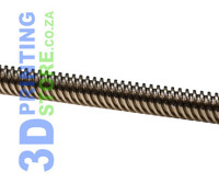 Lead Screw, 8mm, Length: 300mm