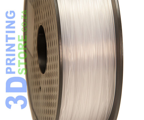 Transparent Flexible Filament