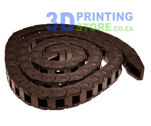 Drag Chain, 7 x 7mm, 1m long