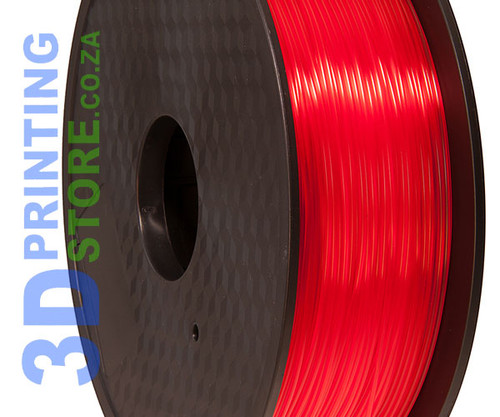 Transparent Red Filament