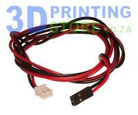2-Way SIL to Molex Cable Assembly, 700mm