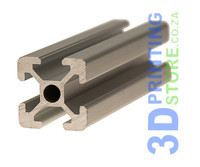 20 x 20mm Aluminium T-Slot Profile