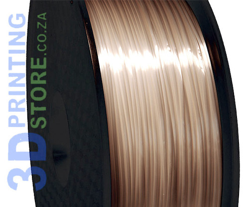 Silk Filament, 1kg, 1.75mm, White