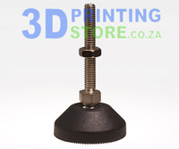 Swivel Foot, M8 x 60