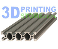 20 x 80mm Aluminium V-Slot Profile