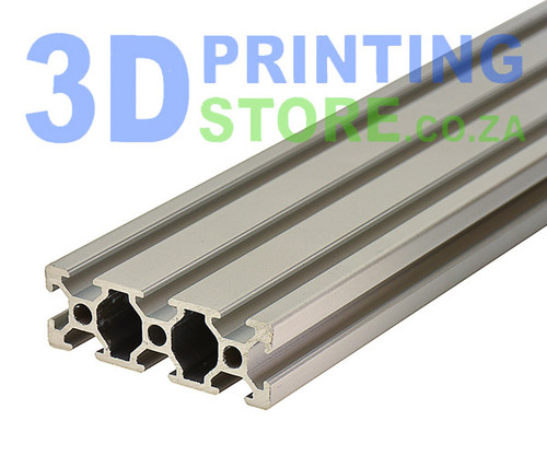 20 x 60mm Aluminium T-Slot Profile