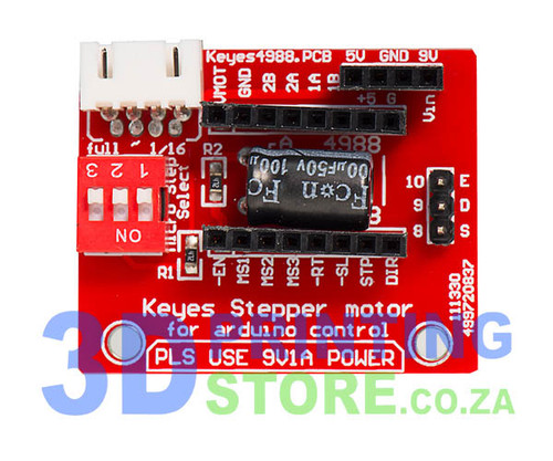Stepper Breakout Board for A4988/DRV8825