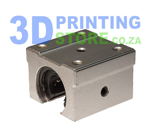Linear bearing with housing, SBR12UU