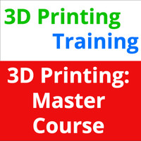 Master in 3D Printing Training Course