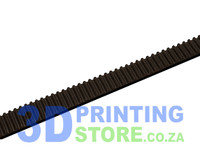 Timing Belt, GT2, 10mm wide, 1m long