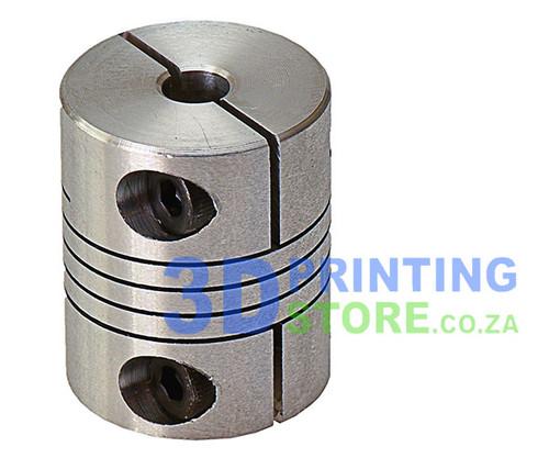 Flexible coupling, Clamping Type