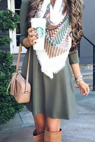 Blanket Scarf: Ivory