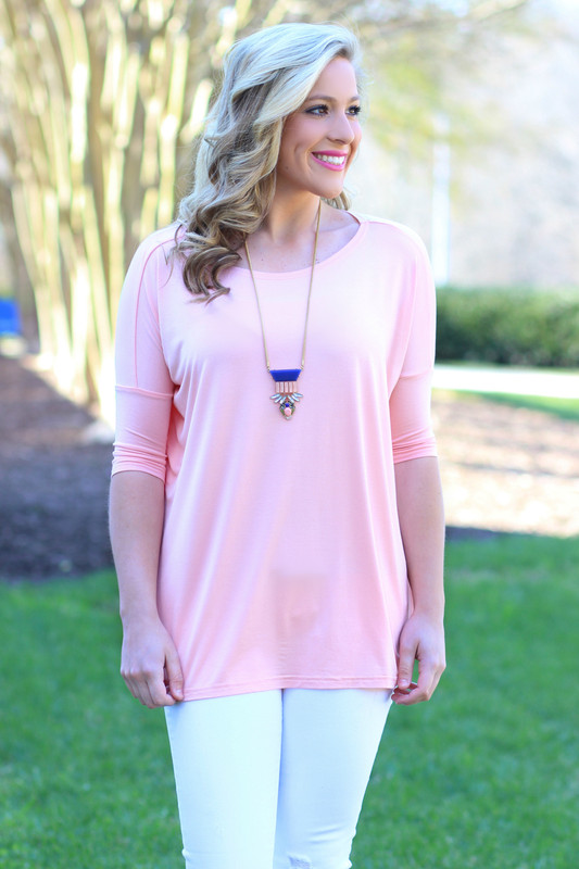 Piko Top: Peach