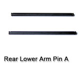 HSP 02063 Rear Lower Arm Round Pin A