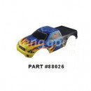 HSP 1/10 CAR BODY 88026