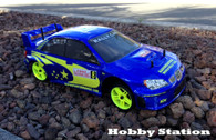 HSP XSTR Power 1:10 Nitro Powered 4wd RC Touring Car RTR 94122 pro