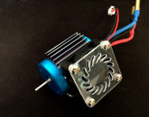HSP heat sink and Fan ( motor is not included)
