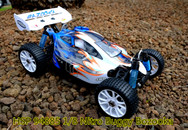 HSP 94885 1/8 Nitro Buggy Bozooka 28CXP RC CAR ( competition grade)