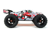 DHK Zombie 8E 4WD 1/8th Scale HOBBY WING 100A ESC Brushless Truggy 2.4GHz Buggy