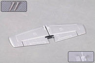 FMS 800mm P51 V2 SC103 Petie 2nd Horizontal Stabilizer