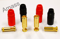 Amass latest 7.0mm Anti spark connector male & female