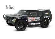 HSP DAKAR H140,1/14 Trophy Truck 94349, Black