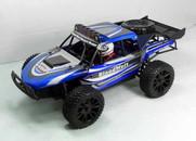 HSP BLOODWOLT,1/14 Desert Truck 94684,Blue Body:68491